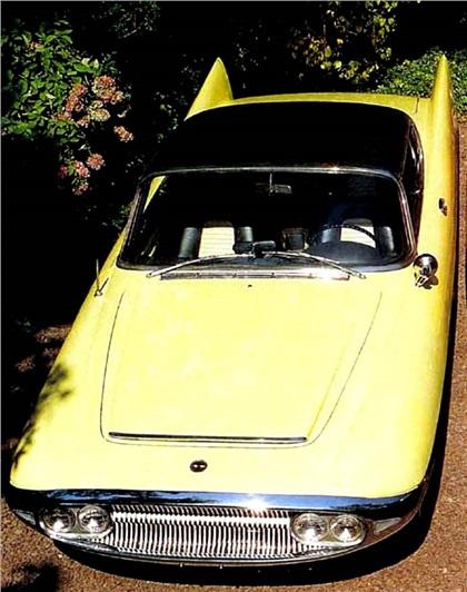 Dual-Ghia 400 (Ghia), 1958