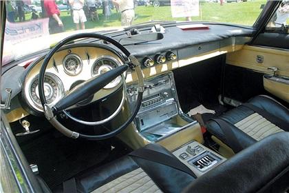 Dual-Ghia 400 (Ghia), 1958 - Фото Леонида Голованова