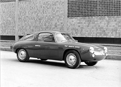1960 Abarth Fiat 1000 (Zagato)