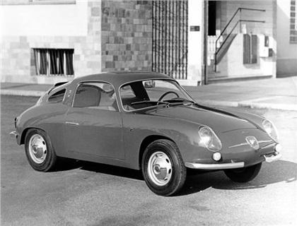 1958 Abarth Fiat 750 Record Monza (Zagato)