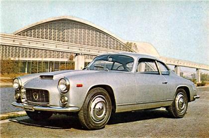 Lancia Flaminia Sport 2 5 Second Series Zagato 1960 61 Classic