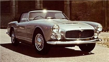 1959 Maserati 3500 GT Spyder (Vignale)