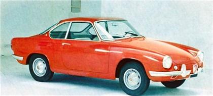 1959 Abarth 850 Coupe Scorpione (Allemano)