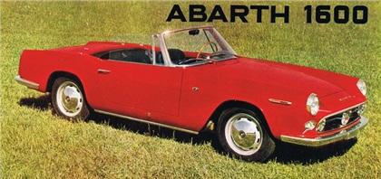 1959 Abarth 1600 Spyder (Allemano)