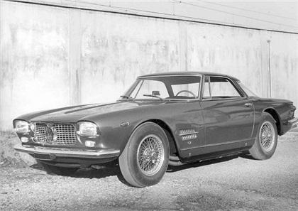 1961 Maserati 5000 GT Indianapolis (Allemano)