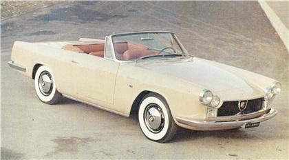 1959 Abarth 2200 Spyder (Allemano)