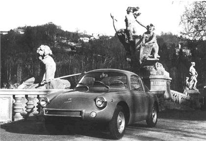 1959 Intermeccanica IMP 700 GT Coupe