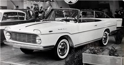 1959 Fiat 1800 Cabriolet (Monterosa)