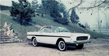 1959 Fiat 1800/2100 Coupe (Vignale)