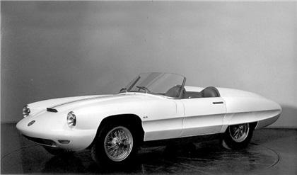 1959 Alfa Romeo Super Flow III (Pininfarina)