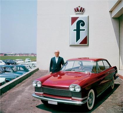 1959 Fiat 2100 Coupe (Pininfarina)