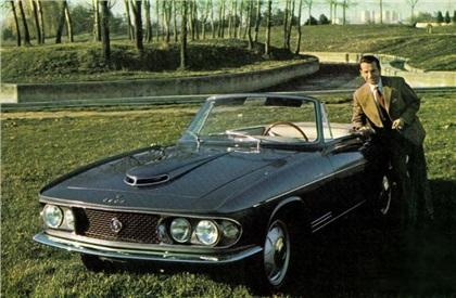 1961 OSCA 1500 Convertible (Fissore)