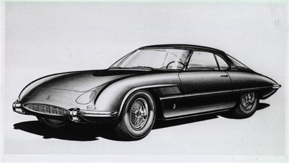 1960 Ferrari Superfast II (Pininfarina)