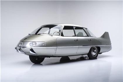 1960 Pininfarina X