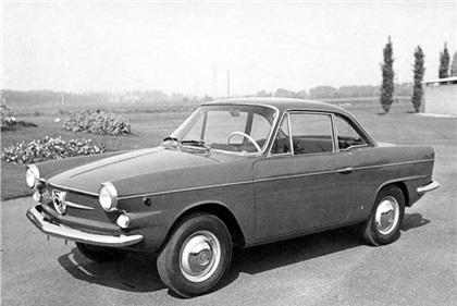 1960 Fiat 600D Speciale (Vignale)