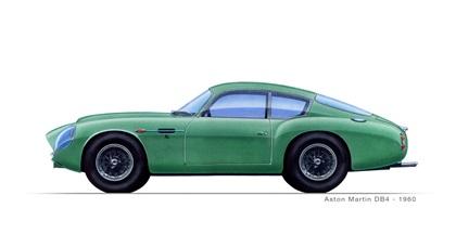 1961 Aston Martin DB4 GTZ (Zagato)