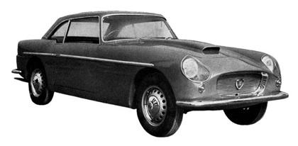 1960 Bristol GT 406 Z (Zagato)