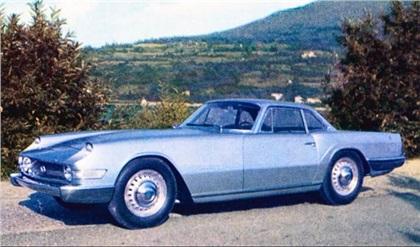 1960 Nardi Silver Ray (Michelotti)