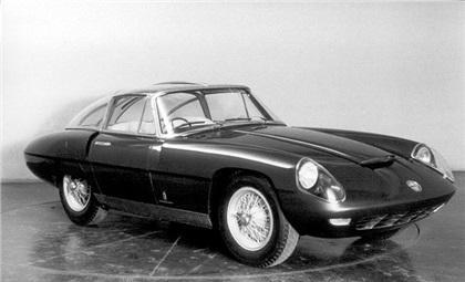 1960 Alfa Romeo Super Flow IV (Pininfarina)