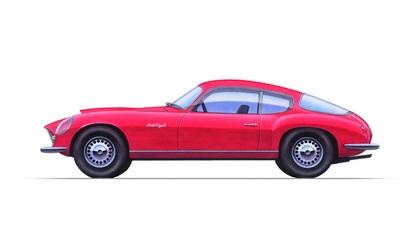 1960 Bristol GT 407 Z (Zagato)