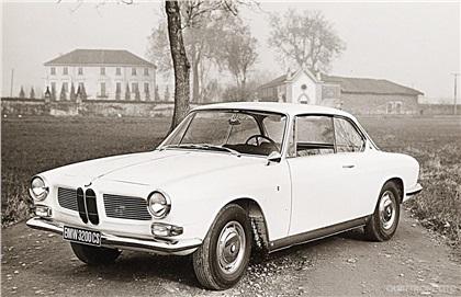 1961 BMW 3200 CS (Bertone)