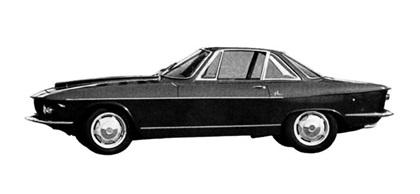 1960 OSCA 1500 Coupe (Fissore)