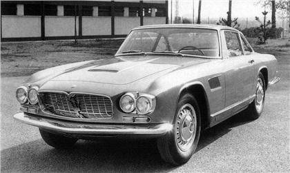 1961 Maserati 3500 GTI Coupe (Frua)