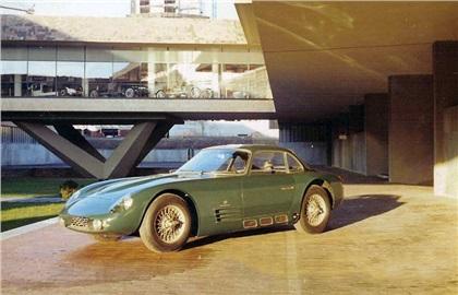 1961 Triumph Conrero Le Mans (Michelotti)