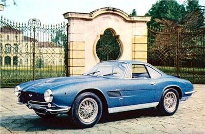 1961 Aston Martin DB4 GT Jet (Bertone)
