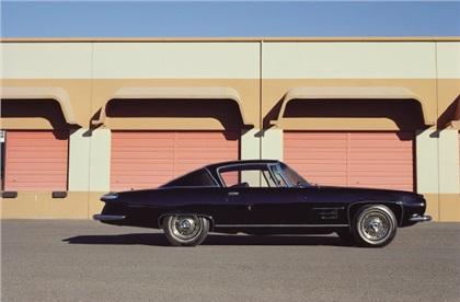 Ghia L 6.4, 1961-63