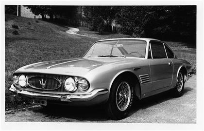 1961 Maserati 5000 GT (Ghia)