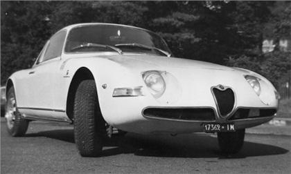 1961 Alfa Romeo Giulietta Goccia (Michelotti)