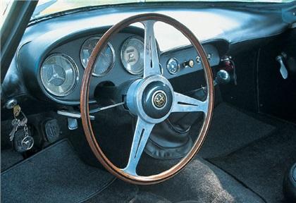 1961 Alfa Romeo Giulietta Goccia (Michelotti) - Studios