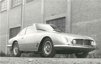 1961 Maserati 5000GT (Michelotti)