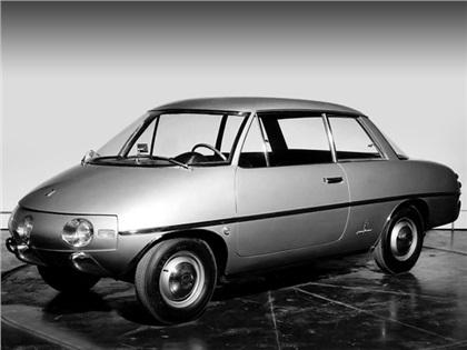 1961 Fiat 600 Y Aerodinamica (Pininfarina)