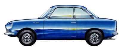 1961 Mini Cat (Zagato)