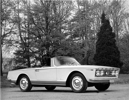 1961 Lancia Flaminia Spider 'Amalfi' (Boneschi)