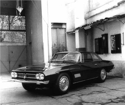 1962 Maserati 3500 GT 'Tight' (Boneschi)
