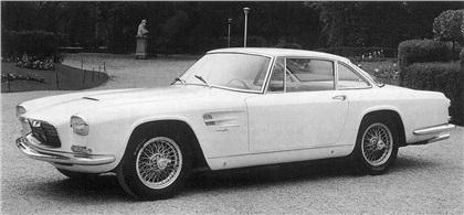 1962 Maserati 3500 GTI Coupe (Frua)