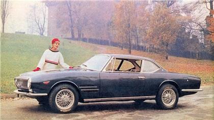 1962 Fiat 2500 SS (Moretti)