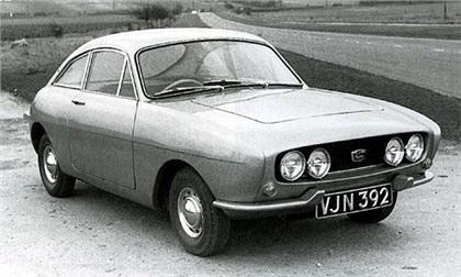 1962 Ogle Mini SX1000