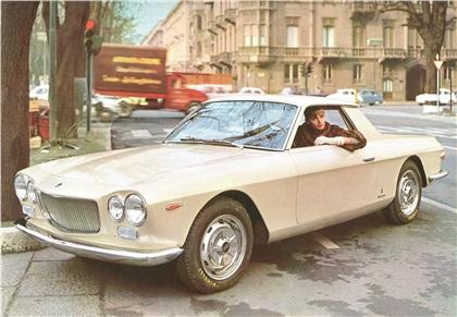 1962 Fiat 2300 Coupe Speciale (Pininfarina)
