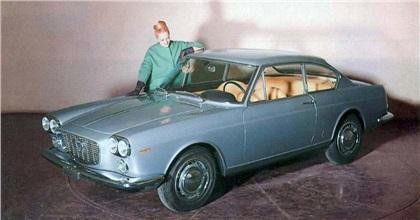 1962 Lancia Flavia Coupe (Pininfarina)