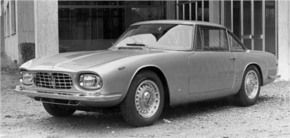1962 Maserati 3500 GT (Touring) - Studios