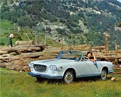 1962 Lancia Flavia Convertible (Vignale)
