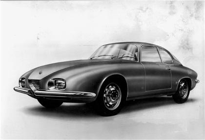 1965 Alfa Romeo 2600 SZ (Zagato)