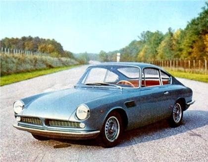 1961 ASA 1000 GT (Bertone)