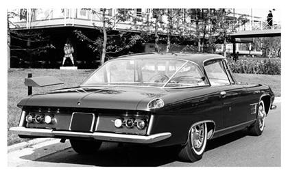 Dual-Ghia L 6.4 Coupe, 1962