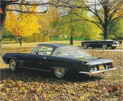 Dual-Ghia Coupe, 1962