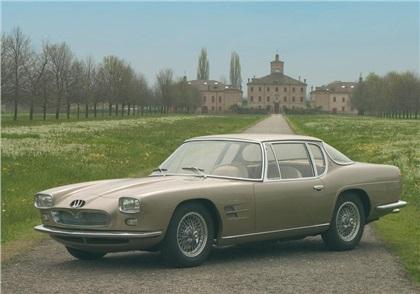 1962 Maserati 5000 GT (Frua)